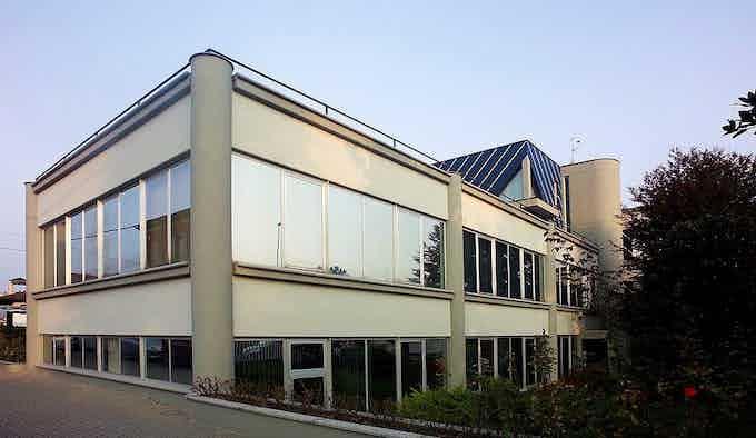 Headquarters of Antikythera's Italian supplier - SORDI SpA