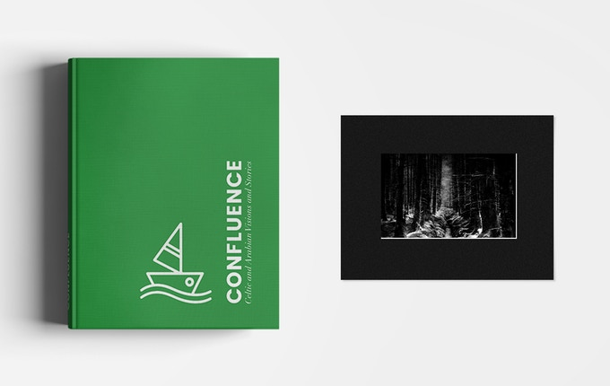 Confluence Book and Limited Edition print