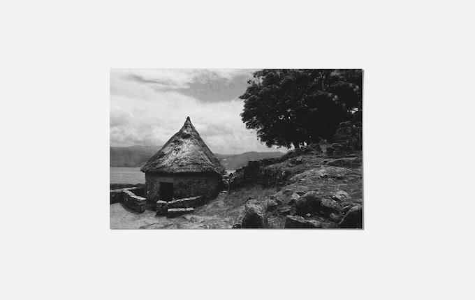 Confluence Postcard - 'Settlement' by Laura Hudson Mackay