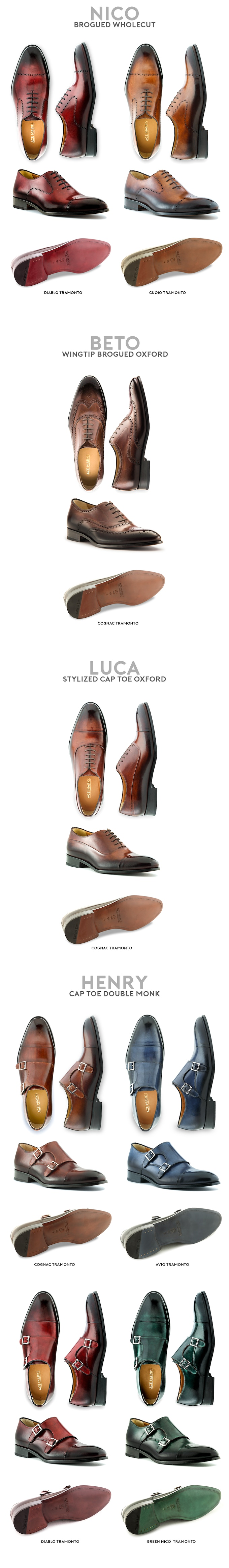 Handcrafted Dress Shoes Sneakers Reinvented For Modern Men By Ace D Island Slip On British Comfort Leather Dark Brown Now Only Select Styles In Colors Are Available With Our Tramonto Patina Each Outsole Is Dyed To Match The Upper Unless A