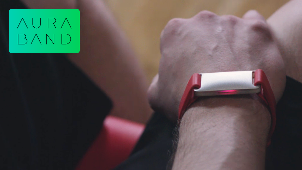 AURA Band — Fitness tracker that knows what you're made of project video thumbnail