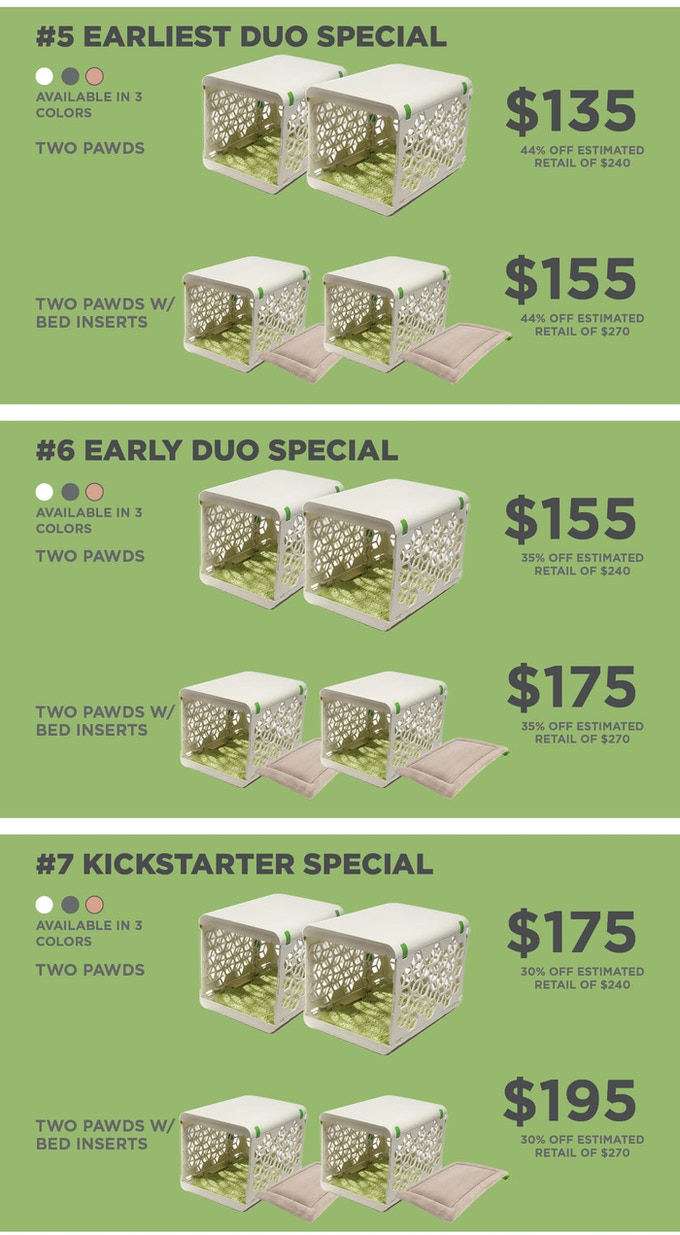 B & B Auto Sales >> PAWD - Pet Space Reinvented (Dog Crate) by Amy Kim of ...