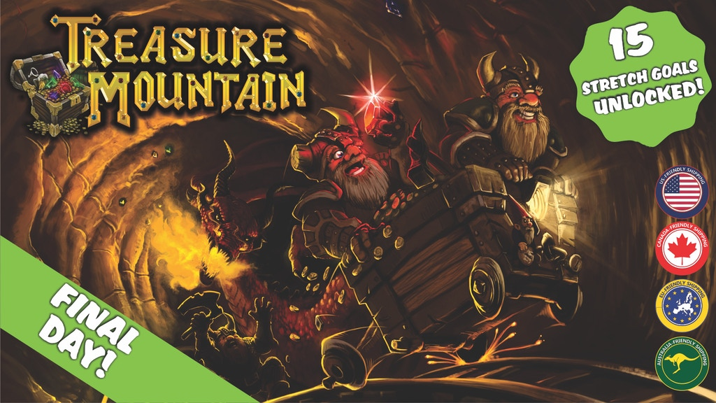 Treasure Mountain project video thumbnail