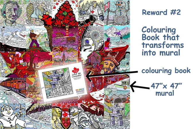 25 Page Colouring Book (reward#2)
