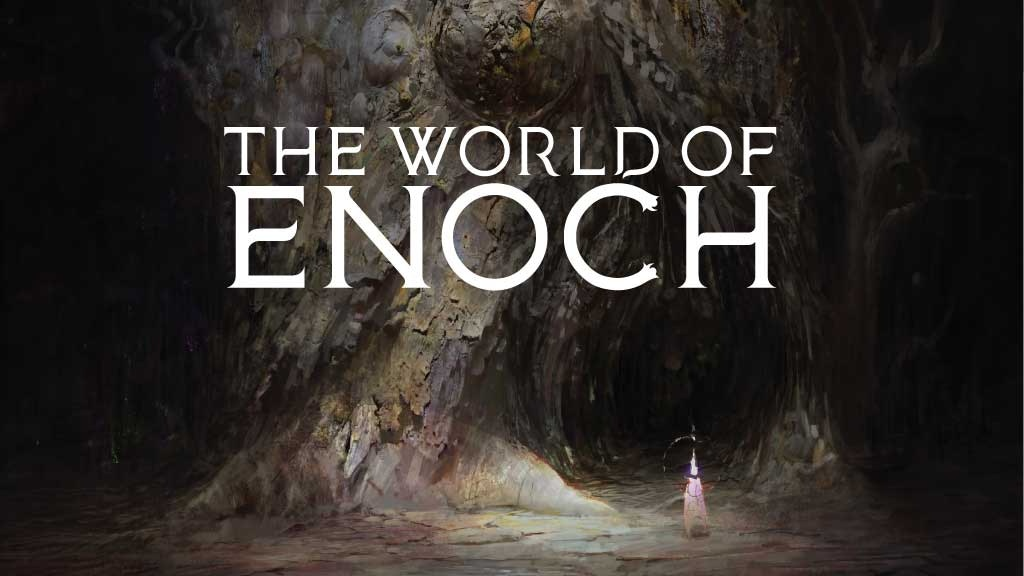 The World of Enoch: The Artbook project video thumbnail