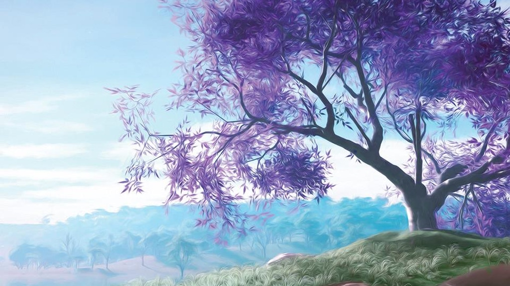 Lavender Dreams - Guided Imagery with Music for Relaxation project video thumbnail