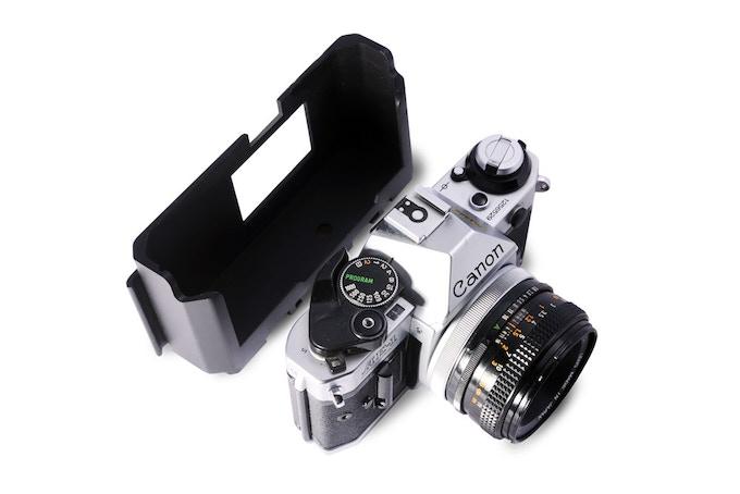 Have you a Canon AE-1 Program? Pledge a I'm Back® + dedicated case kit