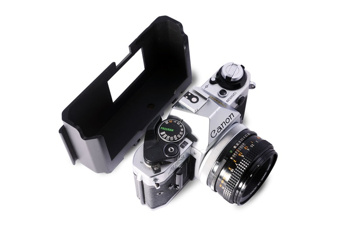 Have you a Canon AE-1 Program? Pledge a I'm Back® + dedicated case kit