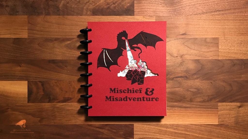 Mischief & Misadventure Campaign Planner