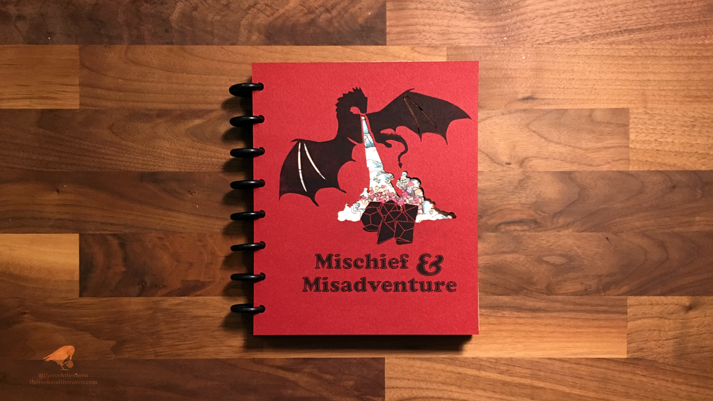 Mischief & Misadventure Campaign Planner project video thumbnail