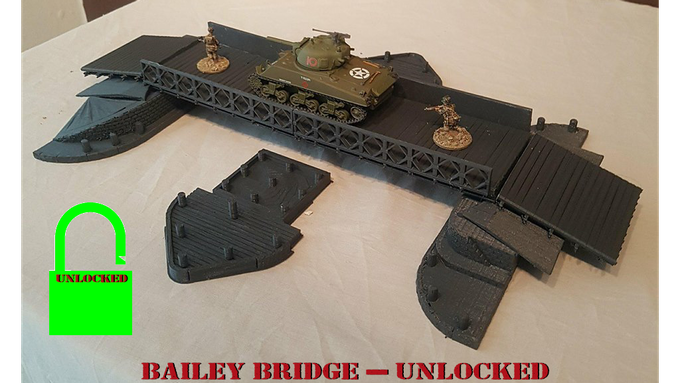Bailey Bridge - Unlocked