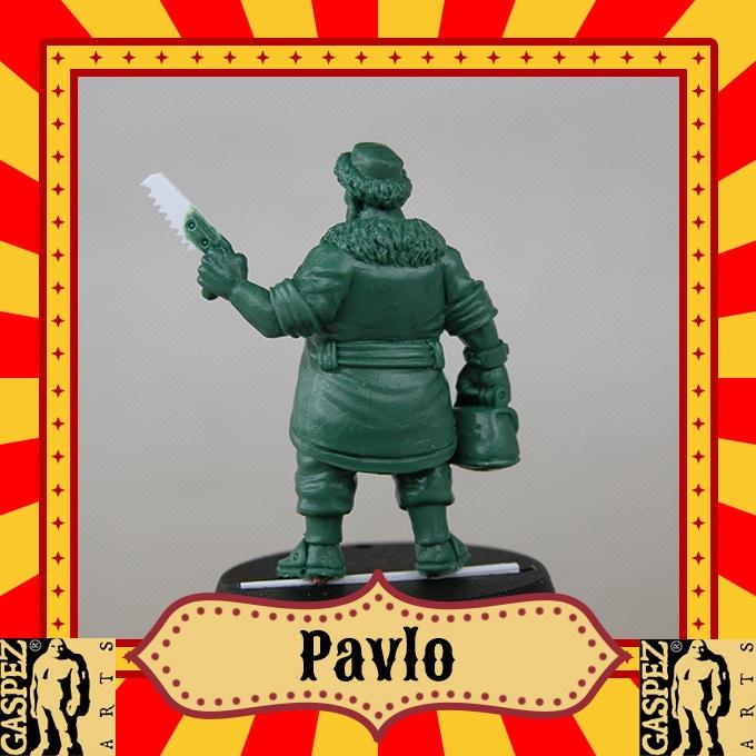 APOTHECARY: Pavlo