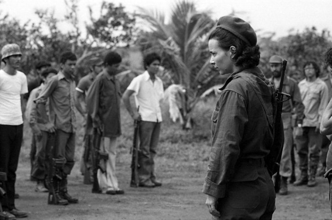 ¡Las Sandinistas! by Jenny Murray