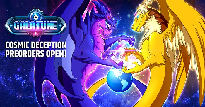 Galatune: Action Packed Anime Battle Card Game and Comic by