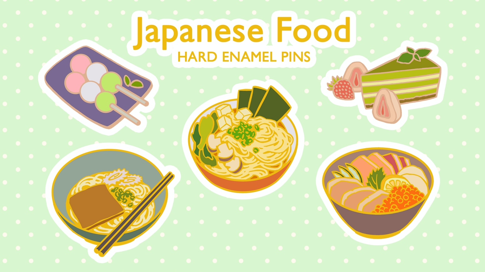 You missed the Kickstarter? Order pins here: