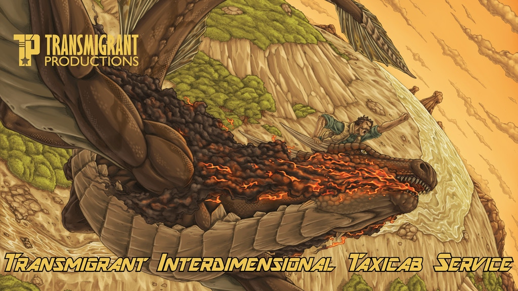 Transmigrant Interdimensional Taxicab Service #6 & #7 project video thumbnail