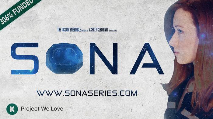 Lt. Sona is trapped in an escape pod, but what's at stake is more than just her life - it's her sanity.