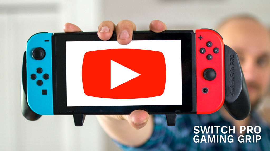 The Ultimate Gaming Grip for the Nintendo Switch project video thumbnail