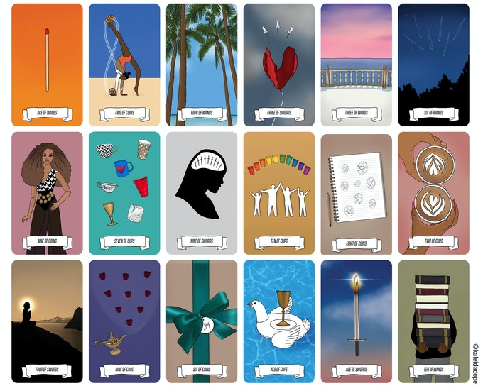 Minor Arcana Preview