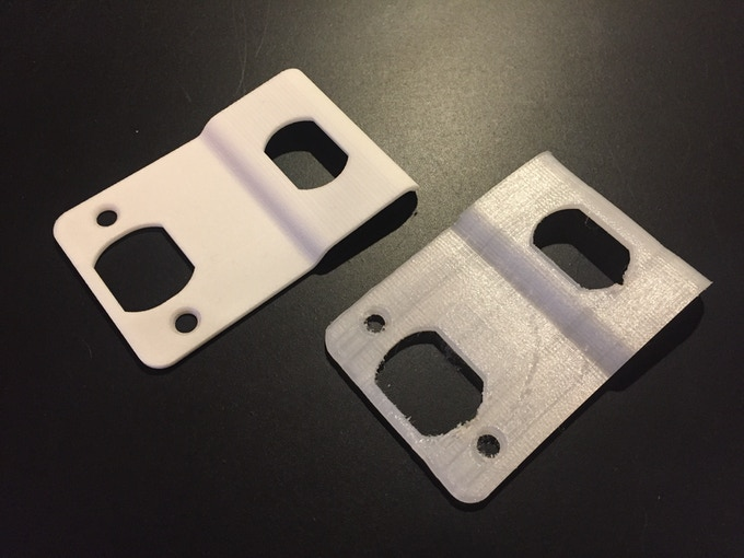 SLA and FDM Prototypes