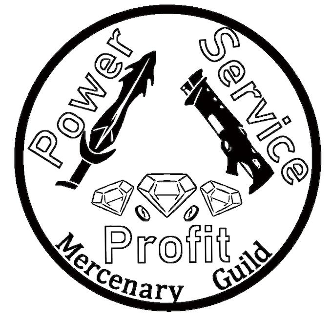Merc Guild Coin Design