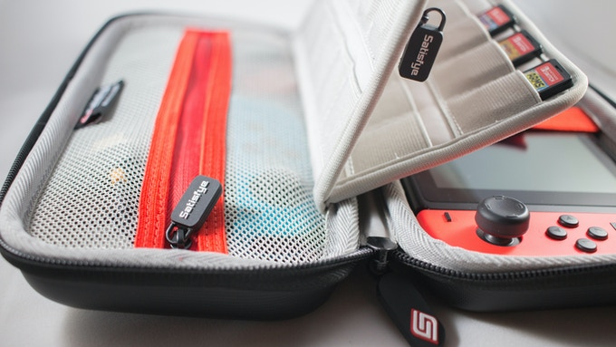Current Satisfy Switch Case / Kickstarter Case Prototype