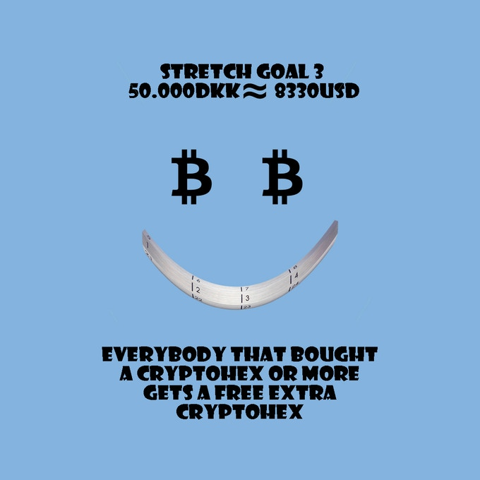CryptoHex - Backup your Cryptocurrency by Nicolas, Dane and