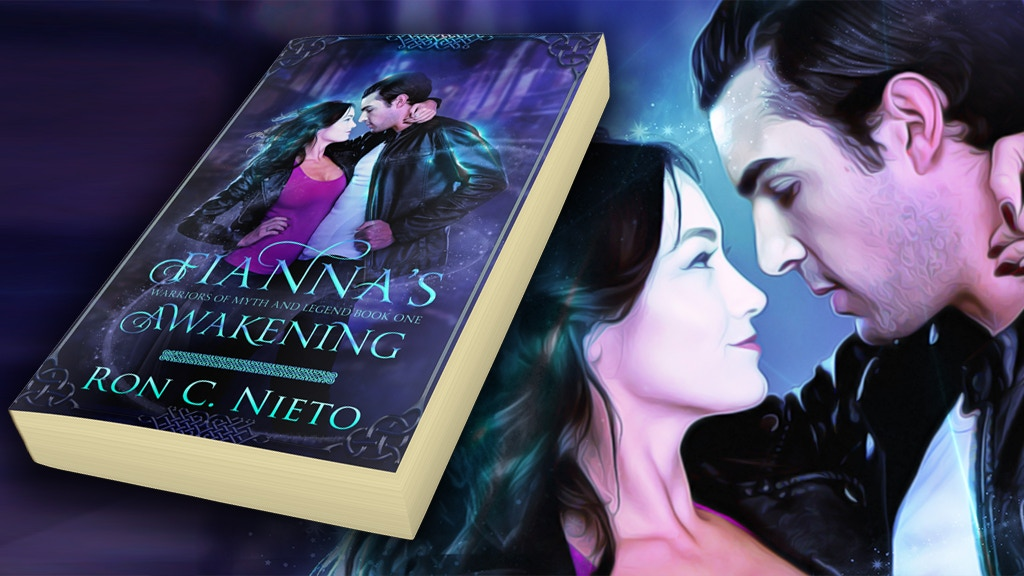 Fianna's Awakening - A high-octane Paranormal Romance project video thumbnail