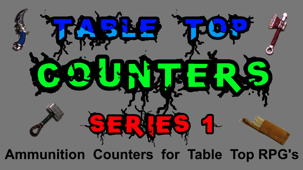 """Table Top Counters """"Series 1"""" project video thumbnail"""