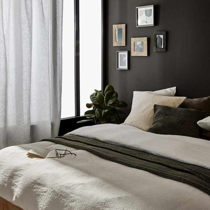 Olive Wren: Luxury French Linen Bedding for the Mindful Home