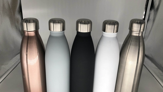 Durable drinking bottles that will help reduce plastic waste