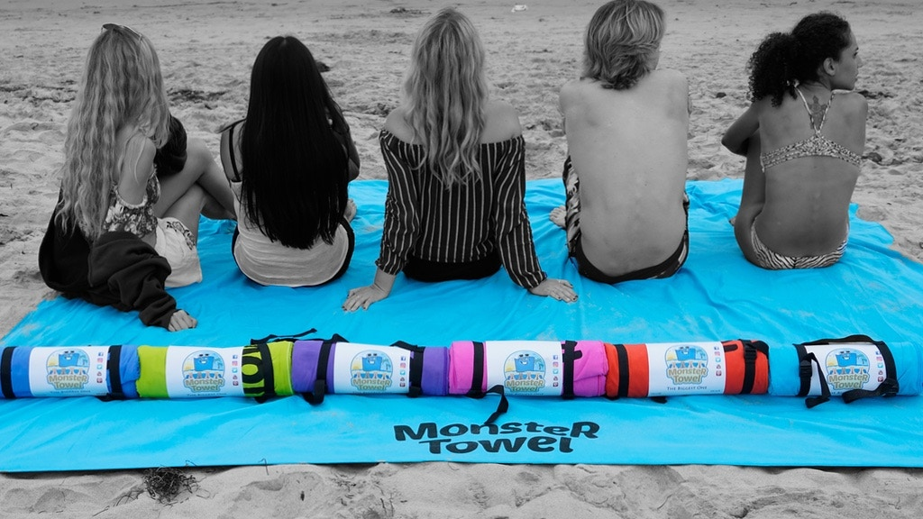 Monster Towel Spring 2018 project video thumbnail