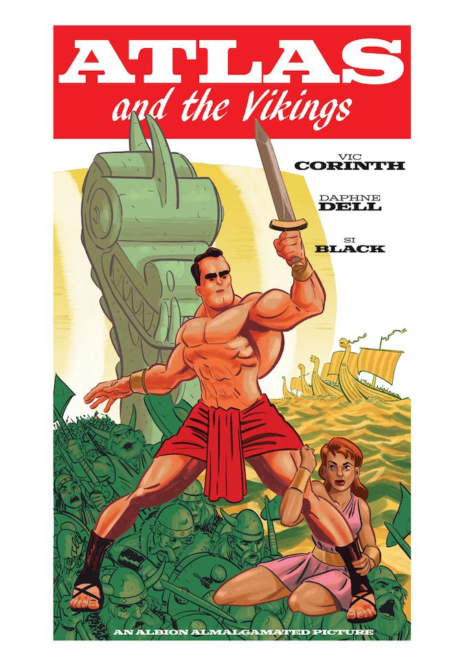Additional Kickstarter Exclusive A4 Art Print