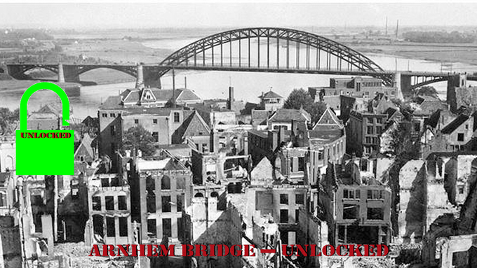 Arnhem Bridge - Unlocked