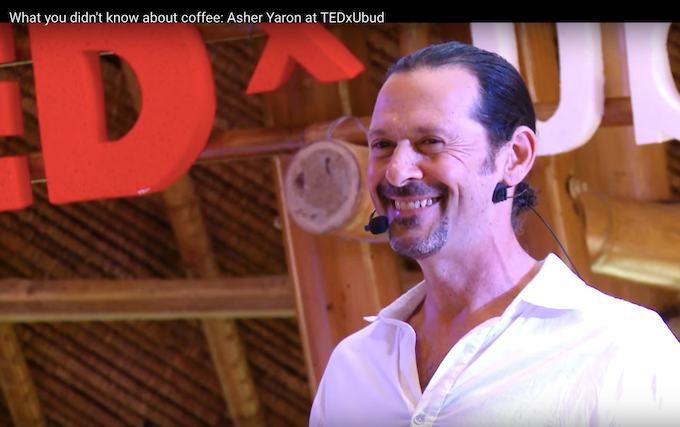 TEDx Talk by Asher Yaron