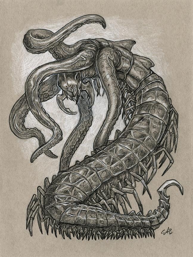Art by Christopher Burdett