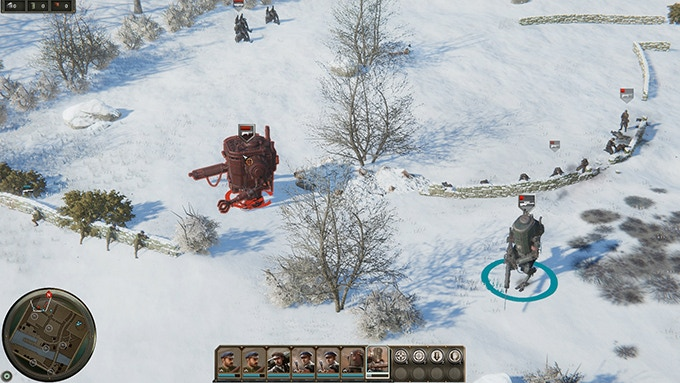 Line Drawing Game Multiplayer : Iron harvest by king art games —kickstarter