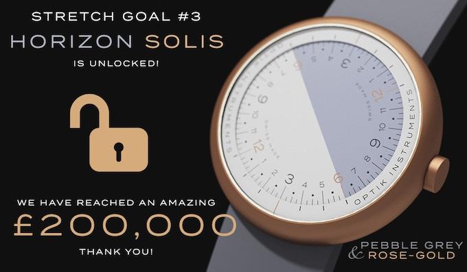 Stretch Goal #3 - £200,000