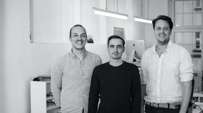 Meet the CloudRain Team: Nils, Mathias & Henry