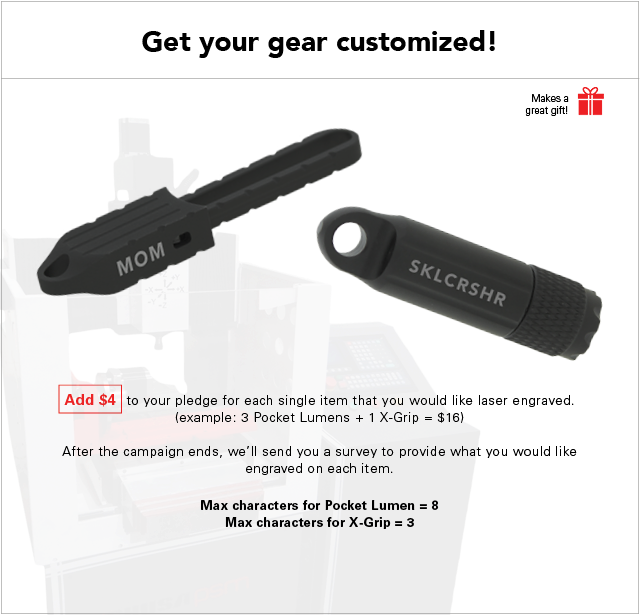 Upgrade Your EDC! |Ti Tweezers & Pocket Lumen Keychain LED by