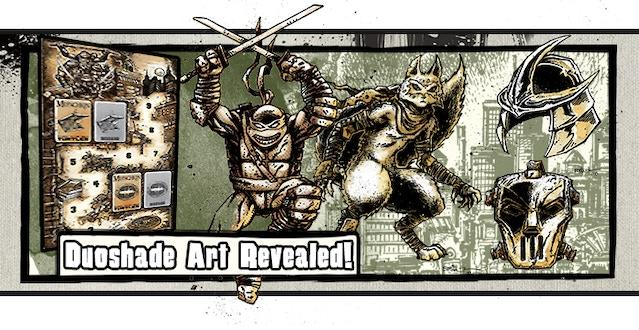 Munchkin Teenage Mutant Ninja Turtles by IDW Games — Kickstarter
