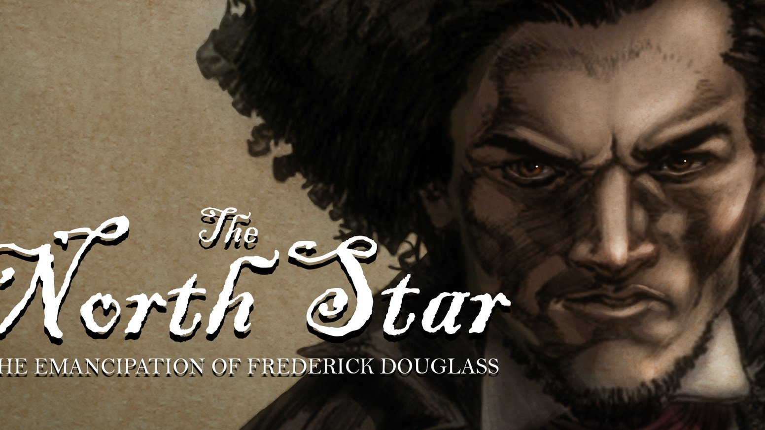 A comic book series about the life of Frederick Douglass.