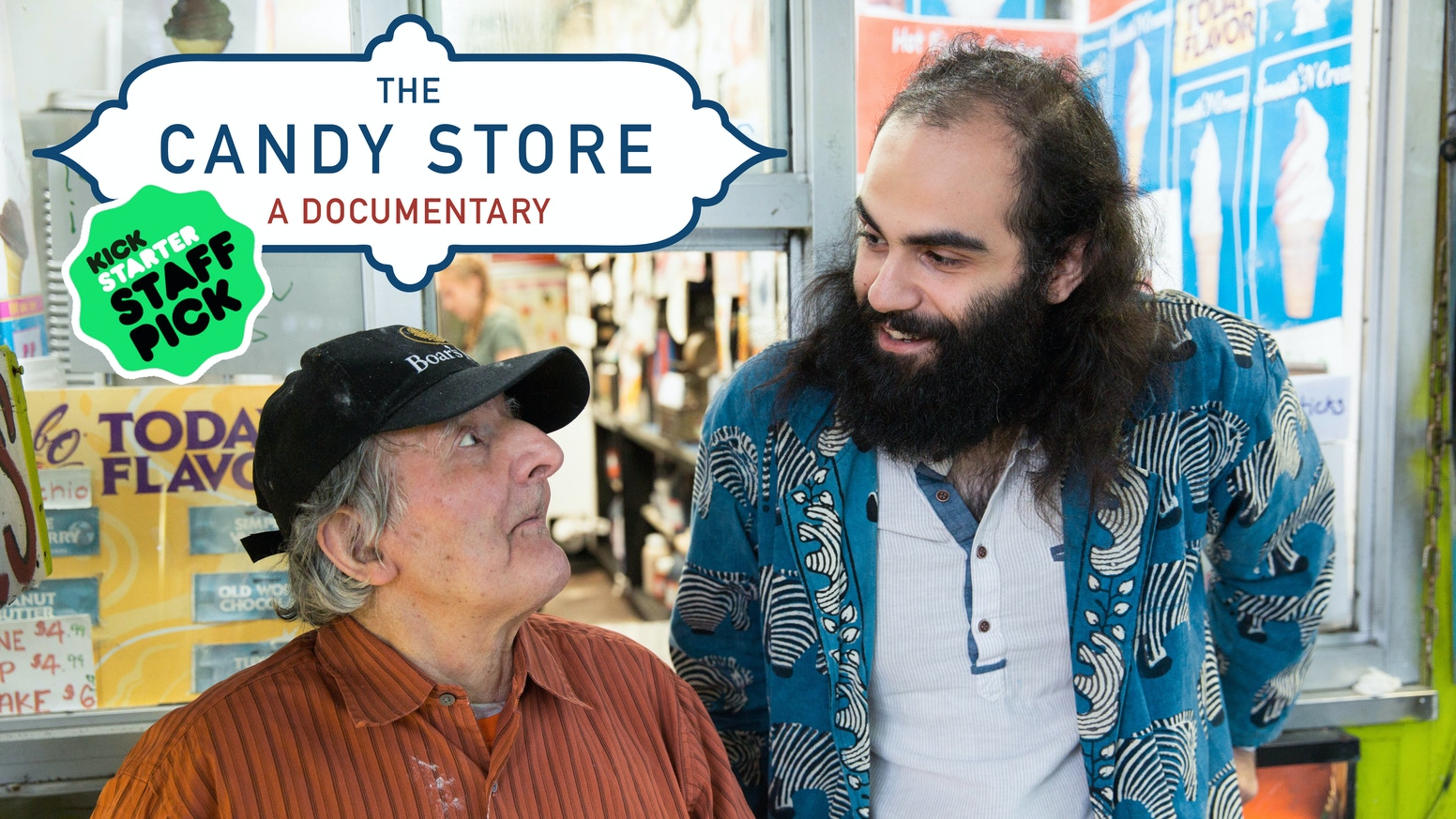 Please join us as we grow at CandyStoreMovie.com !     The tale of a miraculous friendship between a young Iranian artist & the proprietor of the last all-night candy store in NYC - follow @candystoremovie. Dance Party: discotehran.nyc
