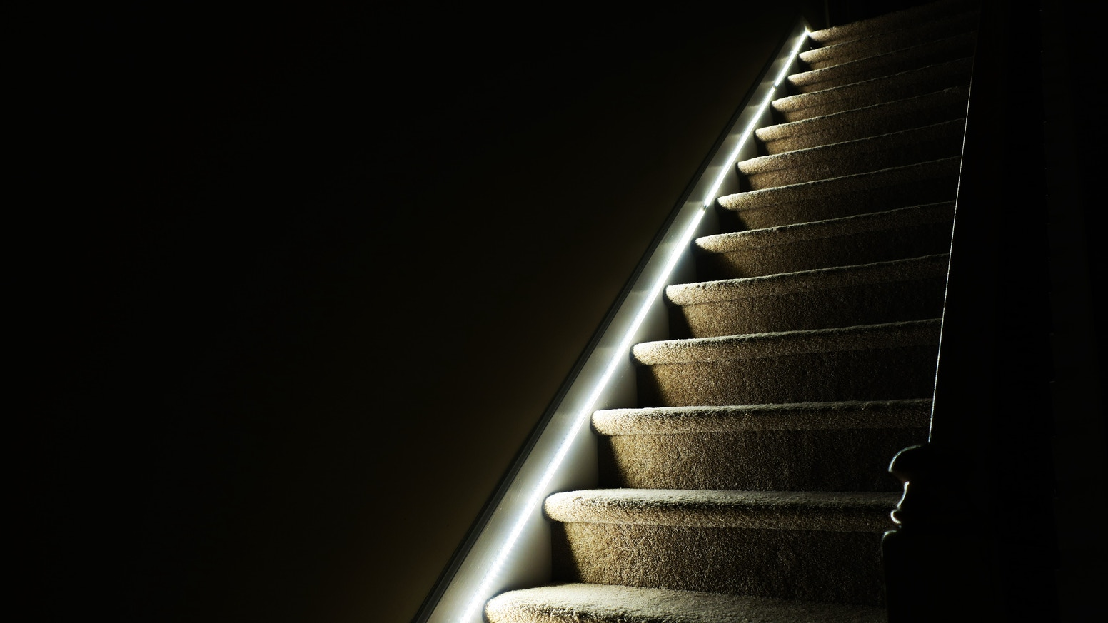 Lighting Basement Washroom Stairs: Slights Stair Lights: Led Lights For Your Stairs By Ayesha