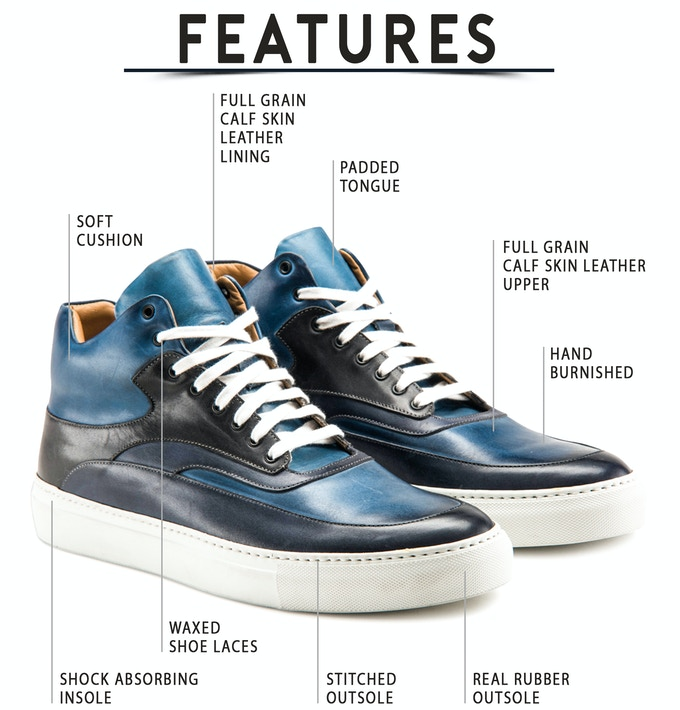 b83e5ca3 Handcrafted Dress Shoes & Sneakers Reinvented For Modern Men by Ace ...