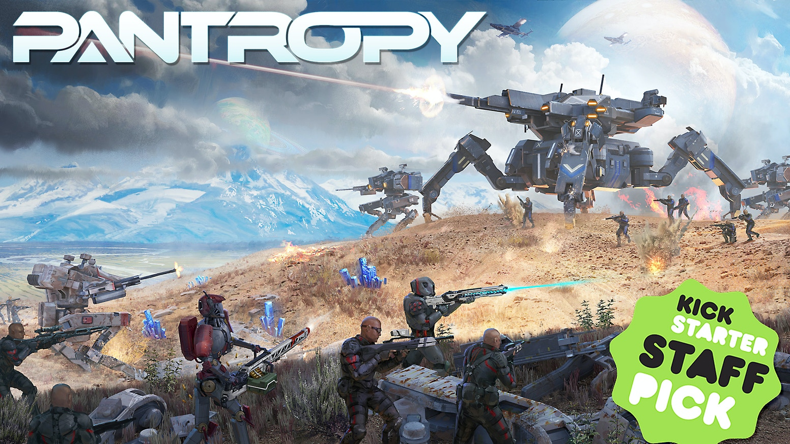Pantropy [Reboot] by Brain Stone GmbH — Kickstarter