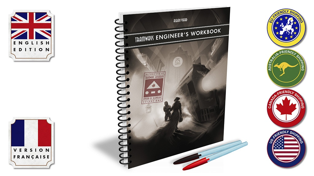 Tramways Engineer's Workbook project video thumbnail