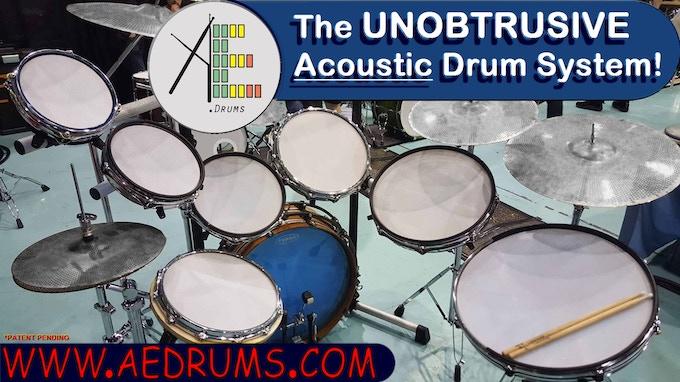 AE.drum at the 2016 Chicago Drum Show