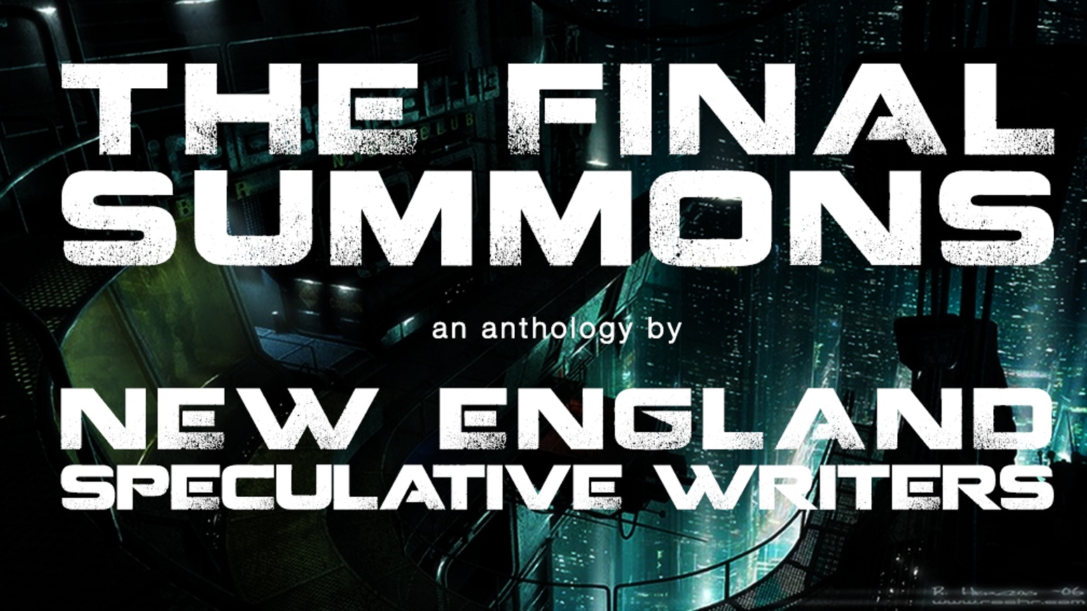 Fourteen amazing stories by New England Sci-Fi & Fantasy authors. This anthology is a chance to showcase these unique & talented tales.