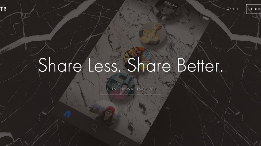 Project image for Arbtr | Share less, share better | 100% Human Curation (Canceled)